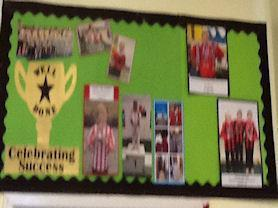Celebrating the success of all our pupils