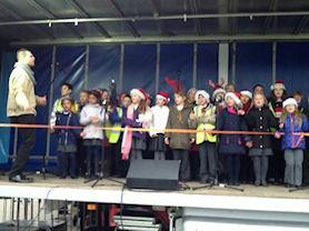 Performing at the Melton Light Switch on.