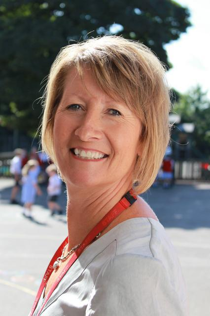 Mrs Debbie Terry - Teaching Assistant