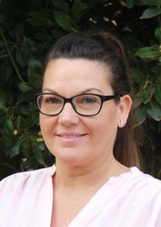 Mrs Jo Barham - Special Needs Assistant
