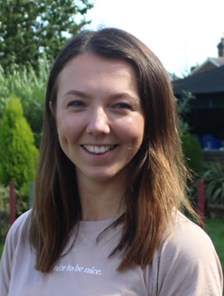 Miss Kate Tutton - Classteacher