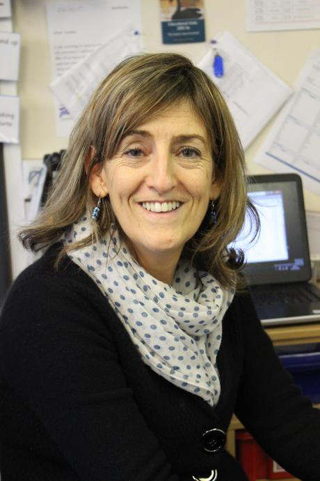 Ms Ruth Wilson - Classteacher (Mon - Tues)