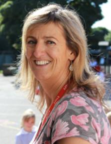 Ms Ruth Wilson - Classteacher (Mon, Tues)