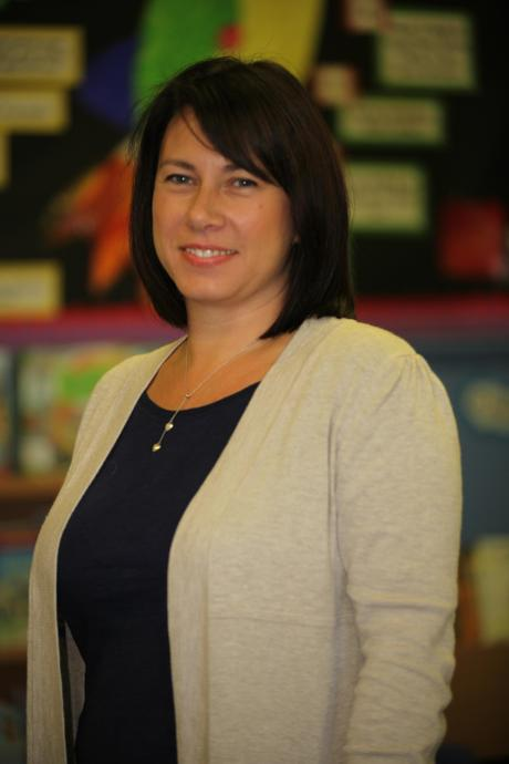 Mrs Tracey Cooper - Teaching Assistant