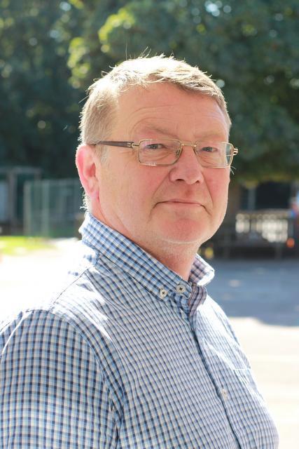 Mr Gavin Clack - Caretaker