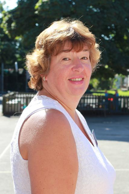 Mrs Lucy Young - Office Manager