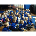 Listening to Angel Toft tell us the Nativity Story