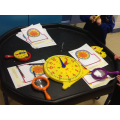 Clocks - to help us with our number formation