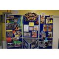 Science Week Display 2016
