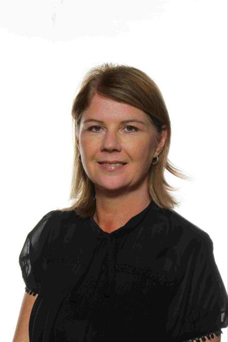 Mrs J. Mussett, Office Manager