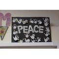 'Peace' produced by Nursery 2016