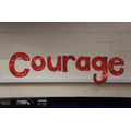 'Courage' produced by Year 2 2016