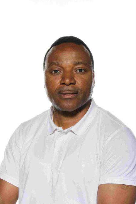 Mr G. Okeke, Caretaker