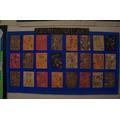 Art club Aboriginal inspired art