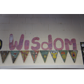 'Wisdom' produced by the staff team 2016