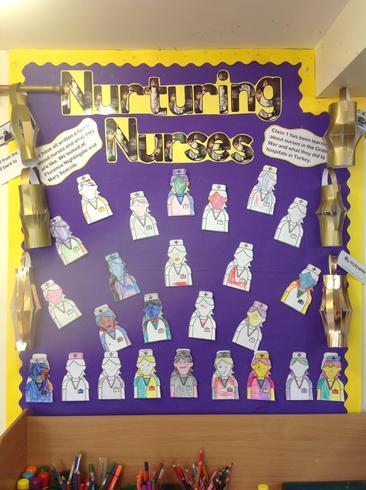 Nurturing Nurses.