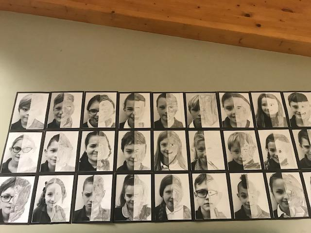 Class 3 portraits