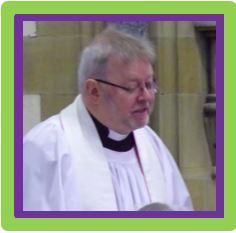 Rev'd Clive Hicks, Chair of Governors
