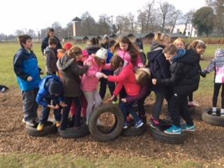 More problem solving at Kingswood - March 2016
