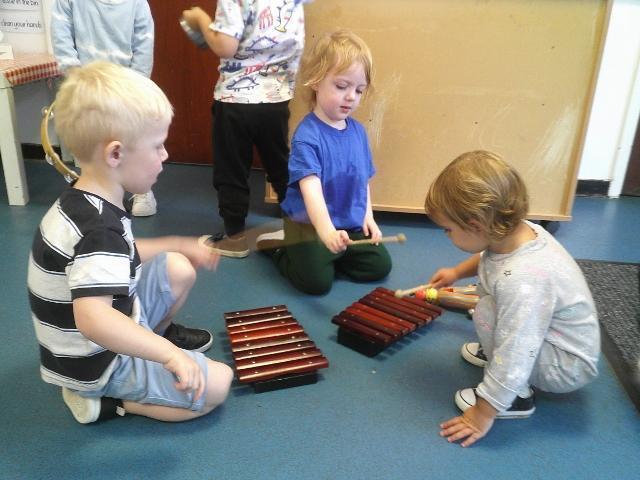 Learning Nursery Rhymes