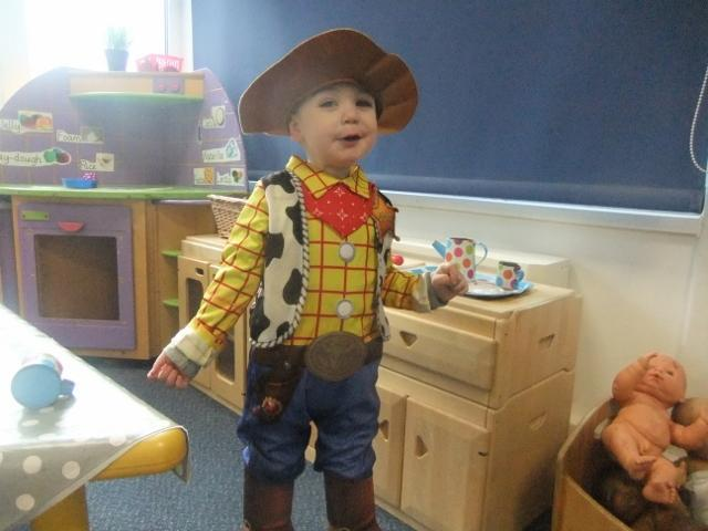Book Day -Woody