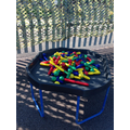 Spheres and links - construction play