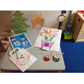 We have really enjoyed making all our Christmas gifts, cards and calendars.