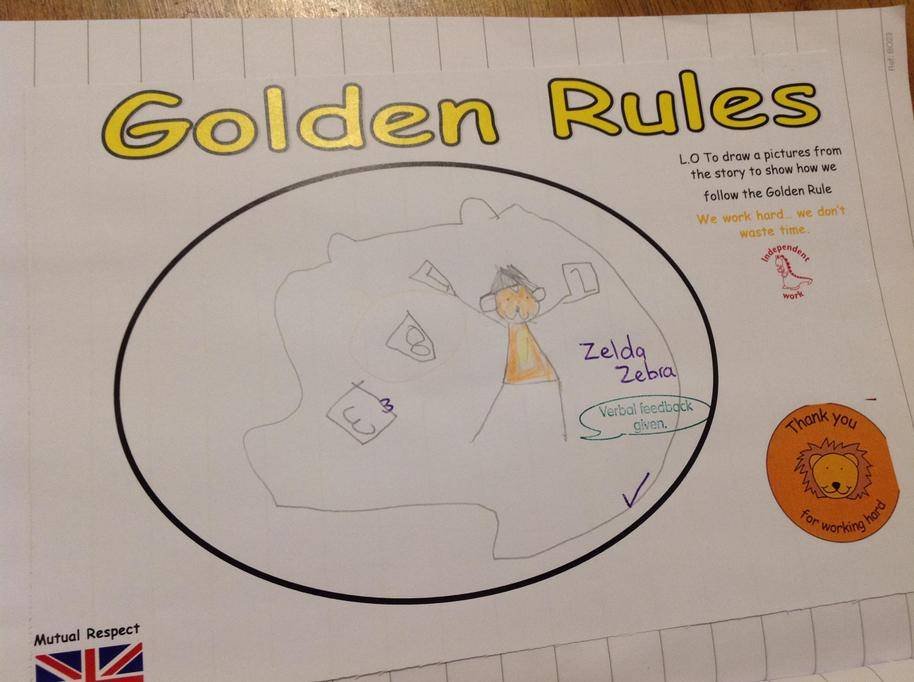 Following Golden Rules!