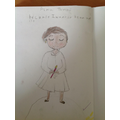 We looked at the book 'Little Leaders' by Vashti Harrison
