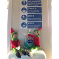 This is Buddy and Becky our class Elves.