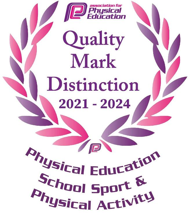 Quality Mark Award with Distinction