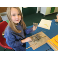 We made clay animals!
