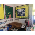 Doves' Reading Area