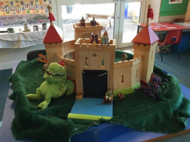 Zog's castle