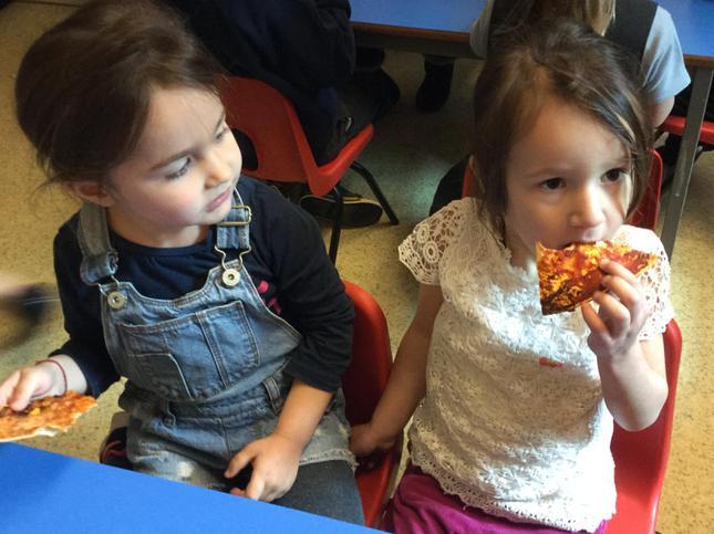 Yum! We enjoyed eating it for snack.