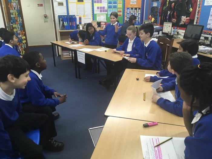 Classroom Debates