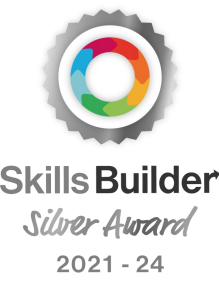 We are hugely proud to have received the Silver Skill's Builder Award