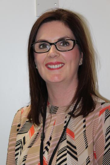 Mrs Sharples - Key Stage 1 Leader