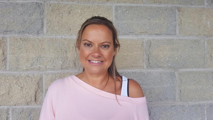 Mrs Holt - Blue team teacher