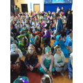 Amazing costumes!