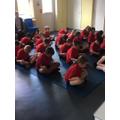 Year 5 meditation