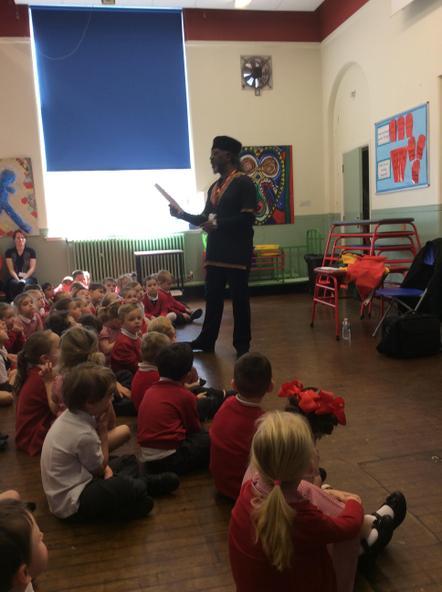 Diversity poetry with Levi Tafari