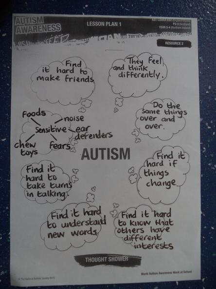 ASD3 discussed how autism affects us.