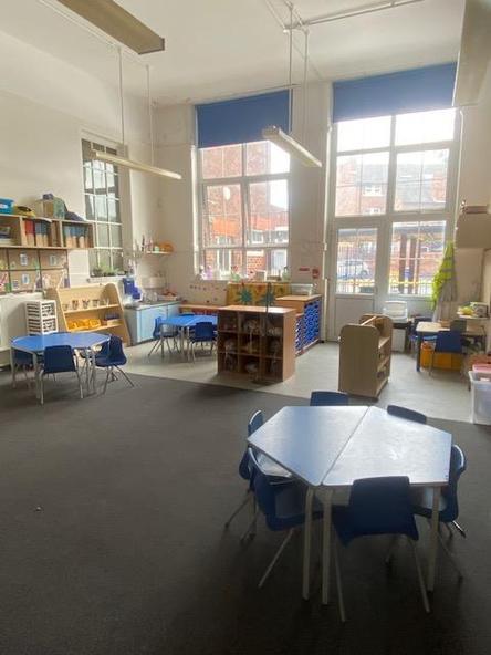 Miss Wainwright's classroom