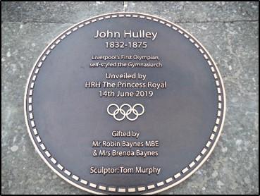 Local hero John Hulley