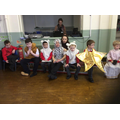 We enjoyed performing our Christmas show