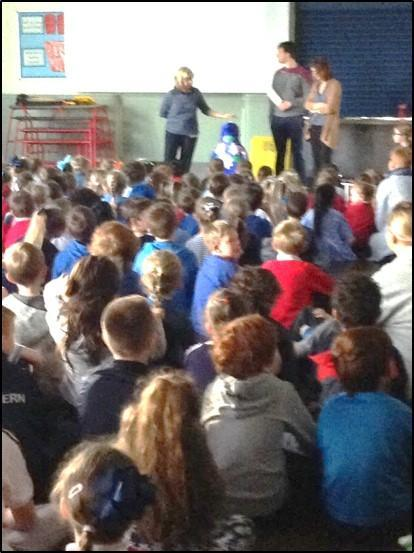Assembly for Autism Awareness