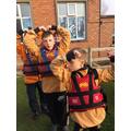 Kayaking at PGL