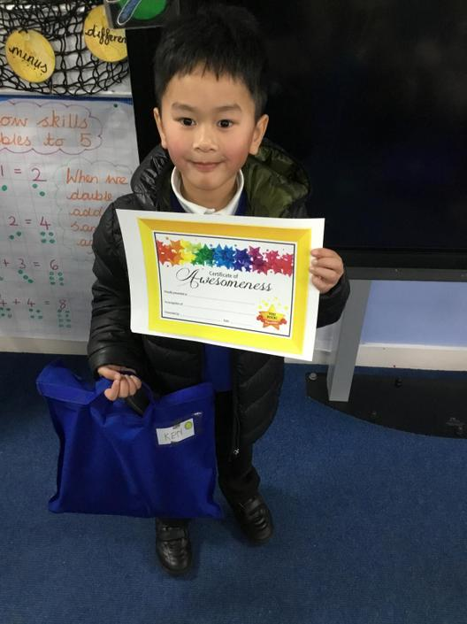 Awesome awards for work on multiplications