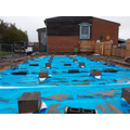 Gas membrane installed ready for classroom delivery .jpg